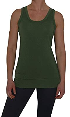 """S&LU angesagtes Damen Basic """"Tank-Top"""" in vielen tollen Farben Größe XS - M (34-38) oder L - 2XL (40-44)"""
