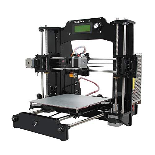 Geeetech 3D Drucker Acrylic Prusa I3 X - 3