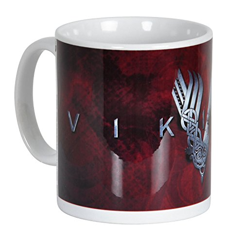 GB eye, Vikings, Logo, Tazza