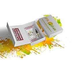 DMSO Tropfen 100ml und 500g MSM Pulver - Sparpaket mit 100ml Dimetylsulfoxid Tropfen mit 99,99% (Ph. Eur.) Deutsche Pharmaqualität plus 500g MSM Pulver 99,9% reines MSM100ml