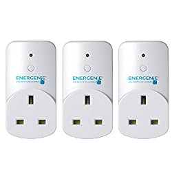 Energenie Alexa Compatible Smart Plugs [Mihome Gateway Required]