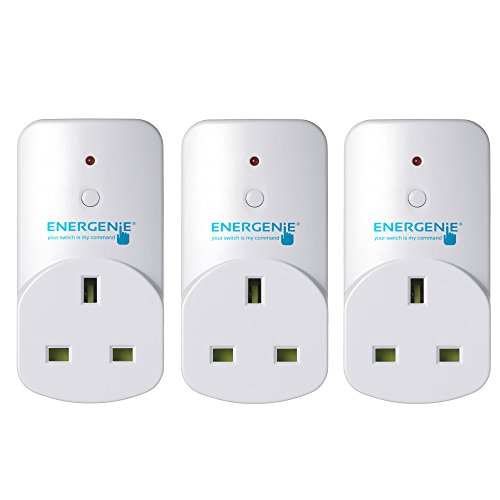 Price comparison product image Energenie MIHO002 Adapters (Pack of 3)