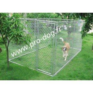 DOGGY Chenil Parc 900 pour Chien
