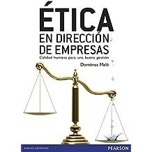 Ética En Dirección De Empresas