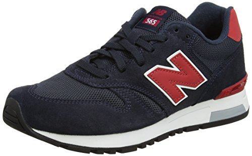 New Balance Ml373ora, Sneakers basses homme Multicolore (Navy/Red)