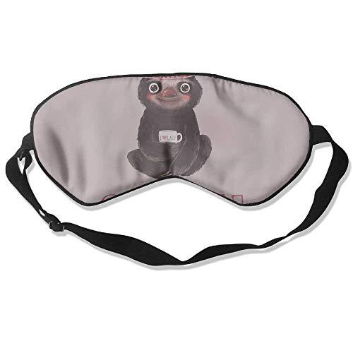 I Just Freaking Love Sloths Fashion Sleep Mask Sleep Eye Mask