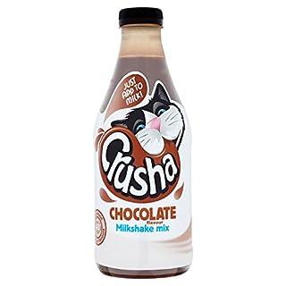 Crusha Chocolate Milkshake Flavouring - 1 x 1Ltr