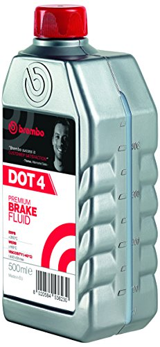 Liquido Freno Brembo DOT 4, 500 mL