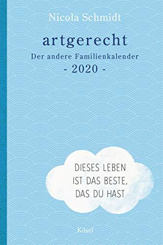 artgerecht - Der andere Familienkalender 2020 por Nicola Schmidt