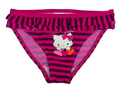 Charmmy Kitty Offizielle Mädchen Schwimmen Bikini ab 2Jahren Gr. 3 Jahre, Rose