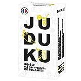 JUDUKU -  Jeu Original - Jeu de Societe pour Apéro & Soirées - Jeux de Cartes Adulte - Edition Limitée Blanc