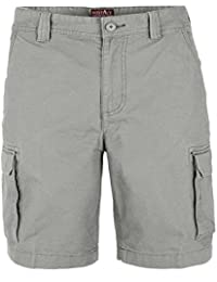 44d02c9af8 westAce Mens Casual Work Cargo Combat Shorts Cotton Chino Summer Half Pant