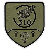 Copytec Patch Skull Deutschland Normal Soldat BW Infidel Einheit Abzeichen Klett #27657