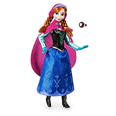 Official Disney Frozen 30cm Anna Classic Doll with Ring por Official Disney