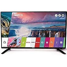 Elara 80 cm (32 inches) Full HD Smart LED TV EL32SMART (Black) (2018 Model)