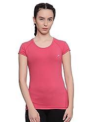 Proline Women Pink T-shirt