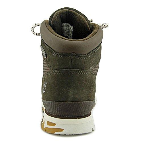 Timberland Confections Euro Hiker Cuir Chaussure de Randonnée Brown Brn