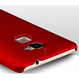 low priced 848e6 d79ed Shop Buzz Rubberised Matte Hard Case Back Cover for Coolpad Note 5 (Wine  Red Colour)
