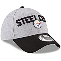 fd29df75 New Era NFL PITTSBURGH STEELERS Authentic 39THIRTY Onstage Draft 2018  Stretch Fit Cap