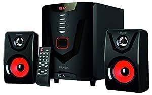 Intex IT2.1-2580 2.1 Channel Multimedia Speakers