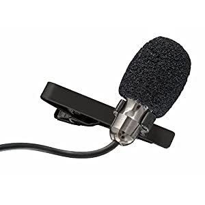 Trust Lava USB Clip-on Microphone - Black