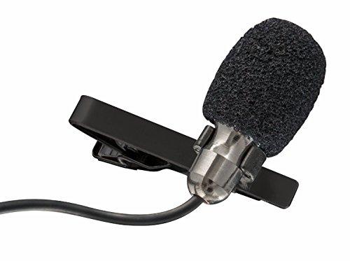 Trust Lava USB Ansteckmikrofon schwarz