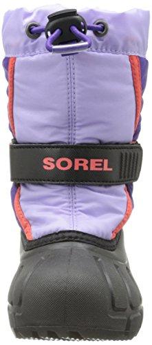 APRES SKI BOOTS FLURRY TP 559 PRUNE - Sorel Violet