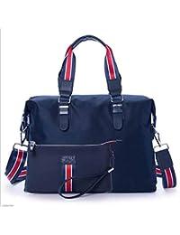 Wushiyan Men s shoulder bag Men s 2 In 1 Bag Set Men s Handbag Cross  Section Men s Bag 59b8bf896b8eb