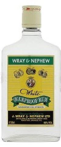 Wray & Nephew - Overproof White Jamaican Rum Rhum Ron