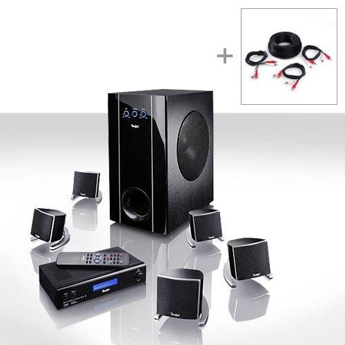 """Teufel Concept E 200 Digital """"5.1 Komplett- System"""""""