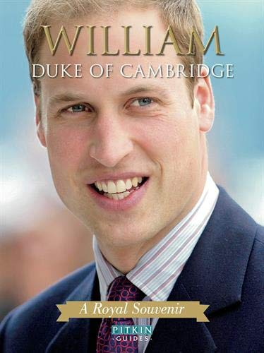 William, Duke of Cambridge par Annie Bullen