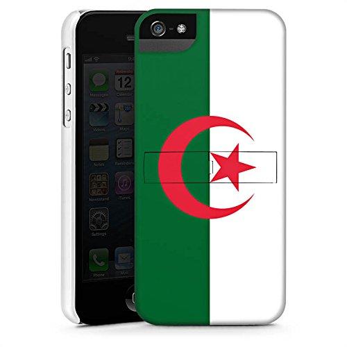 Apple iPhone 6 Housse Étui Silicone Coque Protection Algérie Drapeau Ballon de football CasStandup blanc