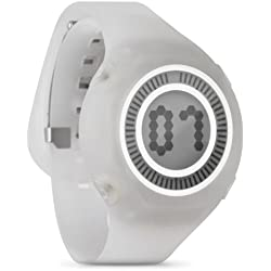 Nooka Unisex Karim Rashid Yogurt Clear Watch KRYOUGURTCL