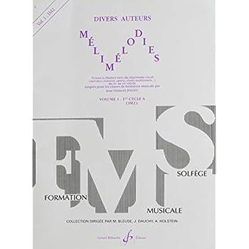 Melimelodies Volume 1