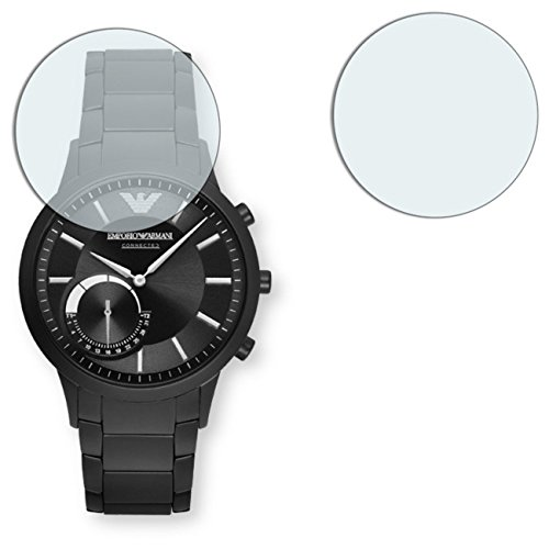 2x-golebo-crystal-clear-screen-protector-for-emporio-armani-connected-smartwatch-transparent-screen-