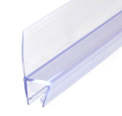 Joint de Rechange Joints Douche Joint /Étanch/éit/é Douche /Épaisseur de Verre de 4mm /à 6mm Joint Pour Douche Joint Porte Douche PS012 50cm