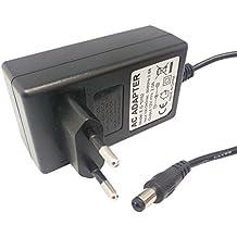 Euroconnex - Alimentador fijo, 15V 1,5A con connector 5.5 x 2,1 mm