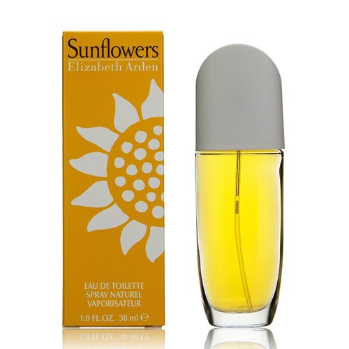 Elizabeth Arden Sunflowers Eau de Toilette, Donna, 30 ml