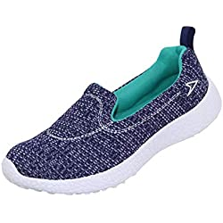 BATA Power Women's Sports Shoes (5UK/India (39EU), Blue)