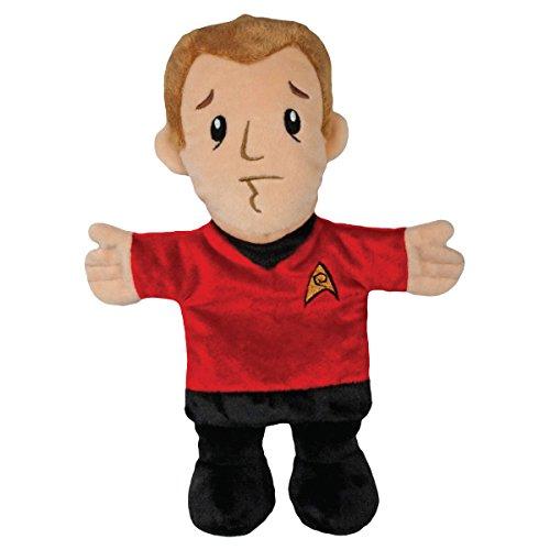 Star Trek Red Shirt Plush Dog Chew Toy