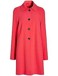 Anastasia Pink Womens Swing Coat