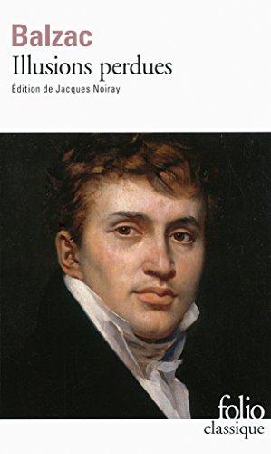 Illusions perdues par Honoré de Balzac