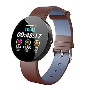 Chenang Unisex Health & Fitness Smartwatch, Pulsuhren mit Weibliche physiologische Erinnerung, Fitness Uhr und Fitness-Tracker Schlafmonitor Tracker