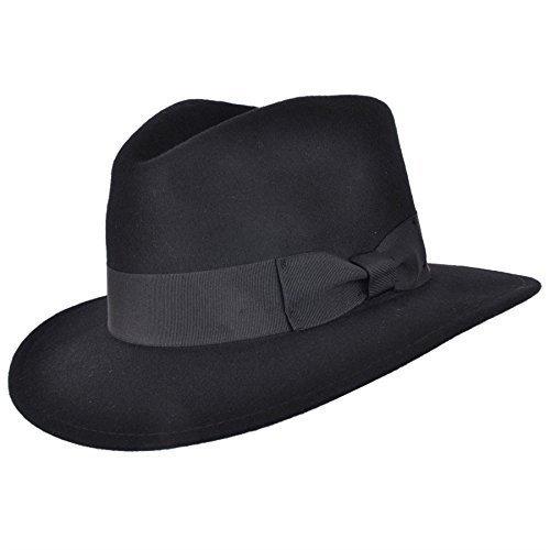 hommes-fait-a-la-main-100-wool-feutre-indiana-style-froissable-chapeau-borsalino-noir-large-59cm