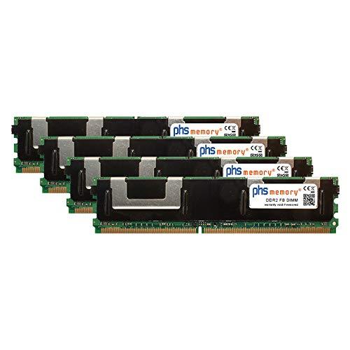 667mhz Ecc Fb Dimm Speicher - PHS-memory 16GB (4x4GB) Kit RAM Speicher