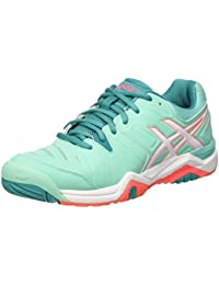 Asics Gel-Challenger 10 W, Zapatillas de Tenis para Mujer