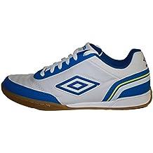 Umbro Zapatillas de Fútbol Sala Futsal Street V - Blanco