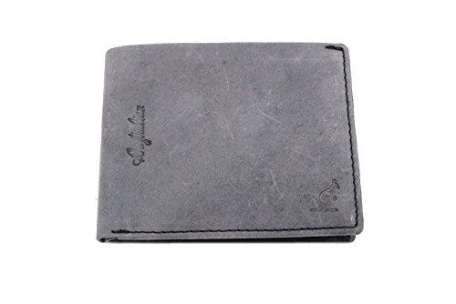 Portafogli uomo Australian L.Aldo mod.con portamonete 01 grigio
