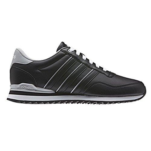 adidas Jogger CL, Herren Turnschuhe, Schwarz (Negbas/Negbas/Onicla), 44 EU (9.5 UK) (Turnschuhe Adidas-schwarze)