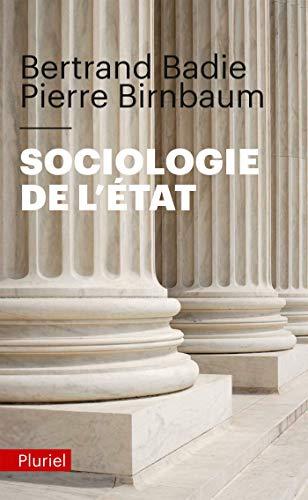 Sociologie de l'État par Bertrand Badie